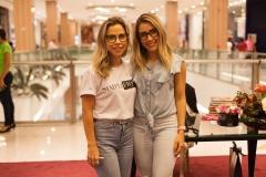 Mirella Freire e Nicole Benevides
