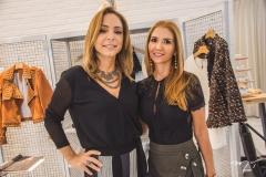 Ana Paula Daud e Wayne Moreira