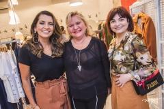 Márcia Travessoni, Betinha Pessoa e Christiane Leite