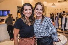 Márcia Travessoni e Márcia Andréa