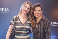 Adriana Arrais e Márcia Travessoni