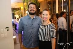 Alan Victor e Jéssica Colaço