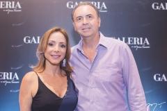 Ana Paula e João Cateb Melo