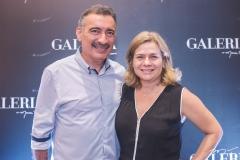 Artur Bruno e Natércia Rios