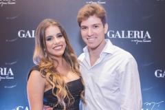 Beatriz Porto e Márcio Parahyba