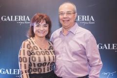 Christiane e Robério Leite