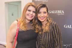 Danielle Pinheiro e Márcia Travessoni