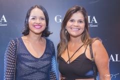 Deborah Vanessa e Kiteria Pinheiro