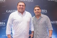 Fábio Rocha e Dudu Oliveira