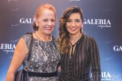 Fátima Duarte e Márcia Travessoni