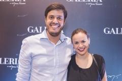 Fernando Brito e Beatriz Renno