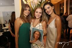 Giovanna Esteves, Nathalia Petrone e Nathália Ponte