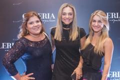 Gisela Vieira, Célia e Bruna Magalhães