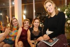 Hortencia Rios, Ila Bezerra, Etel Rios e Andréa Delfino