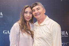 Imaculada Silva e Raimundo Pena
