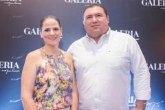 Juliana Fiuza e Fábio Rocha