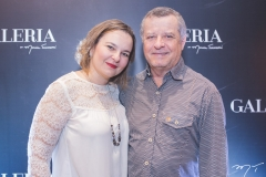 Kelly Whitehurst e Mário Barbosa