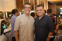 Léo Gondim e Omar Albuquerque
