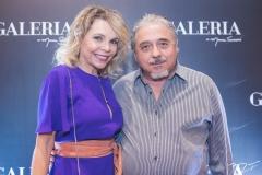 Lilian Porto e José Armando Aguiar