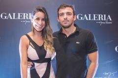 Luciana Russo e Thiago Duarte