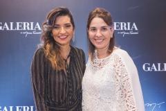 Márcia Travessoni e Euwlaudia Fontenele