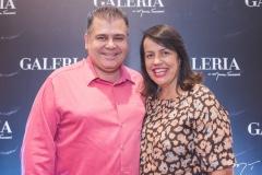 Marcos e Izabel Gomide