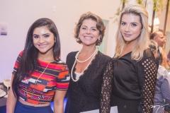 Mileide Mihaile, Ana Cristina Wolf e Anelisa Barreira