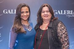 Natalia Silva e Anna Cruz
