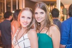 Nathalia Petrone e Giovanna Esteves