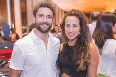 Raul Lira e Sasha Reeves