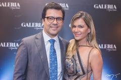 Rodolfo Licurgo e Jeritza Gurgel
