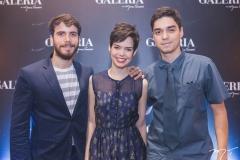 Samuel Conde, Beatriz e Fernando Melo