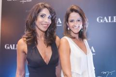 Synara Leal e Natalie Pires