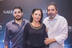 Victor, Elusa e Totonho Laprovitera