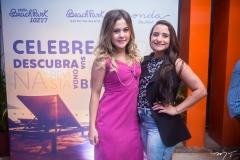 Brenda Riveli e Julieta de Araújo