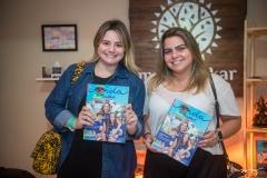 Carla Rodrigues e Renata Benevides