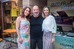 Emanuela Gomes, Alexandre de Lima e Michele Magalhães