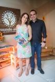 Emanuela Gomes e Flávio Marques