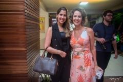 Juliana Ribeiro e Micheline Olivindo