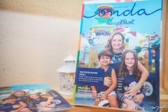 Lançamento da Revista Onda Beach Park