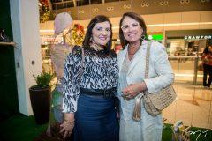 Eveline Tabosa e Ana luiza Costa Lima
