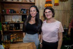 Neuda Silva e Aleuda Santos