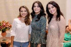 Aline Bezerra, Vanessa Moura e Rachel Bezerra