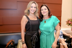 Gaida Dias e Sophia Erel