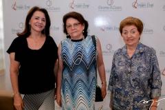 Heldir Mourão, Irene Laje e Iraci Ribeiro