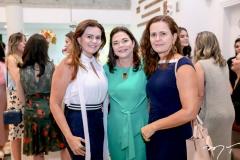 Ivana Bezerra, Sophia Erel e Rossana Bezerra
