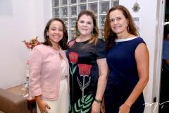 Joana Silveira, Lurdes Magalhães e Rossana Bezerra
