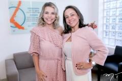 Lilian Porto e Joana Silveira