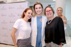 Manoela Correia, Vanessa Mombach e Helerna Romcy