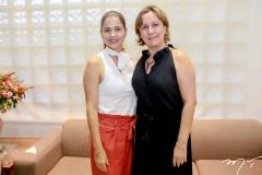 Manoela Ponte e Ana Cristina Ramalho